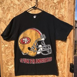 Vintage San Francisco 49ers shirt